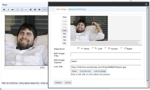 The Image Editor