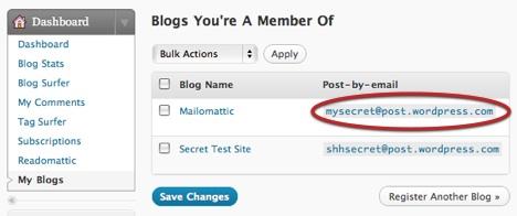 My Blogs