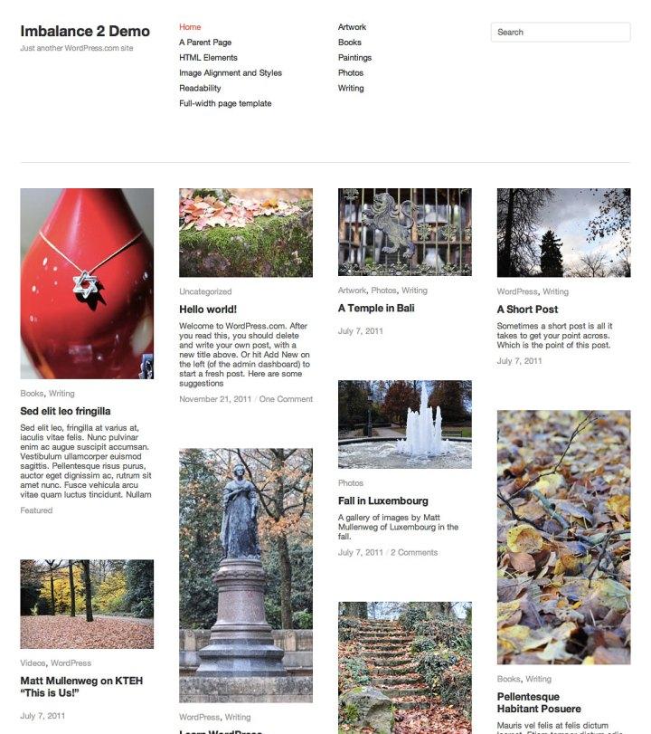 Imbalance 2 Home Page