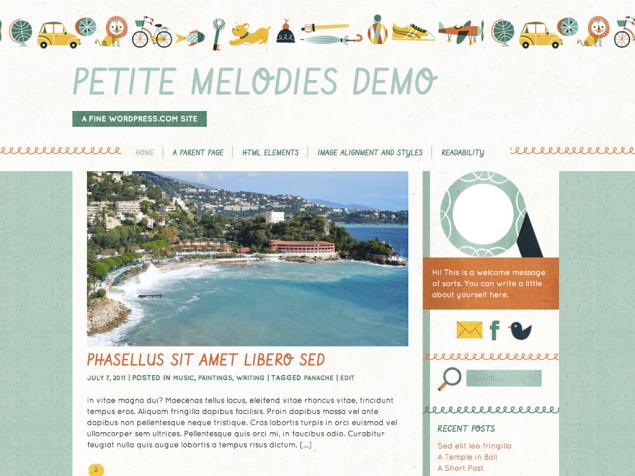 Petite Melodies