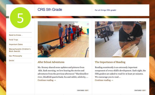 CRS 5th Grade