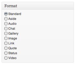 Format Module
