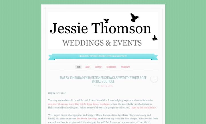 Jessie Thomson