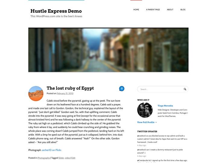 Hustle Express