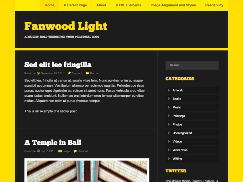 Fanwood Light