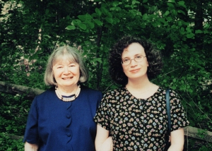 Joan and Susan Morrison