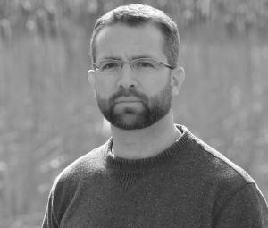 Author Brian Castner