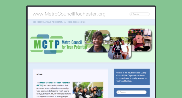 Metro Council for Teen Potential
