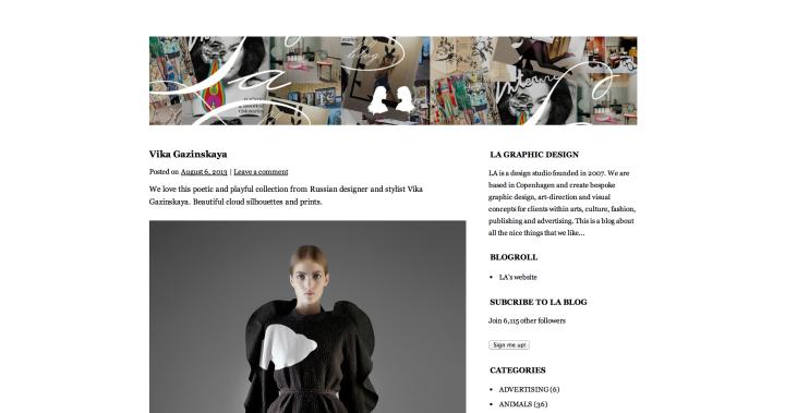 LA Graphic Design