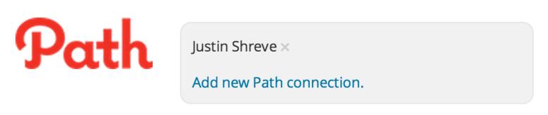 Path パブリサイズ共有設定