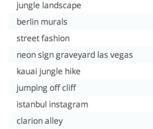 common-search-terms