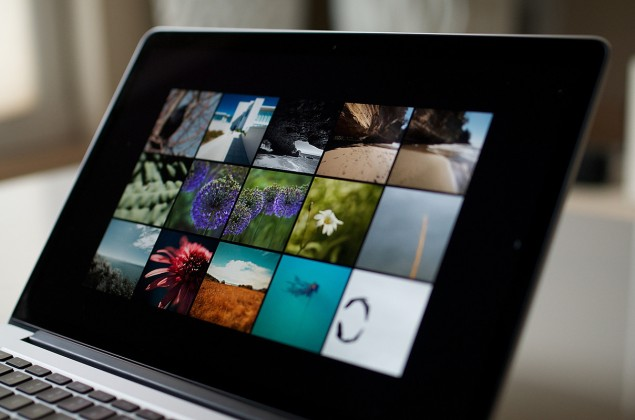 Share images and video seamlessly.