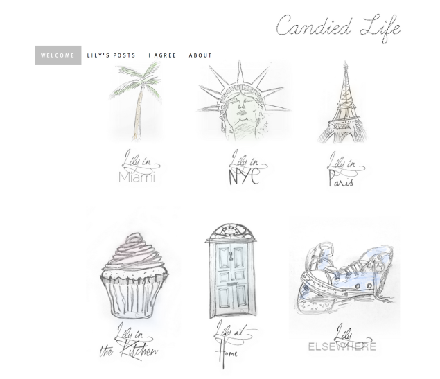 candied life
