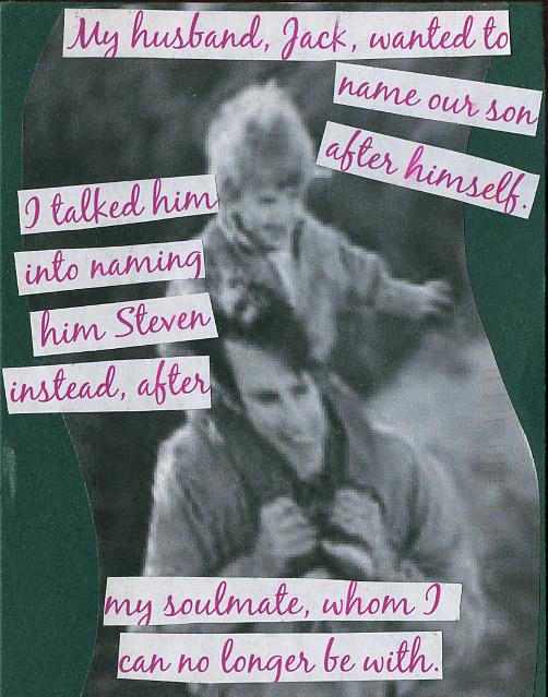 Image via PostSecret, Sunday Secrets: November 23, 2013