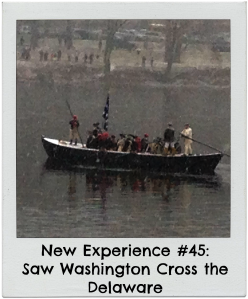 New experience #45 on 52 Brand New.