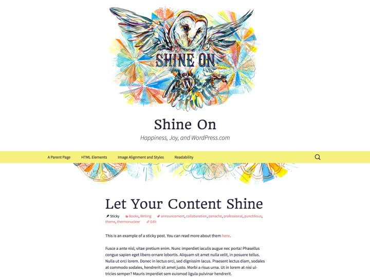 shine-theme-top