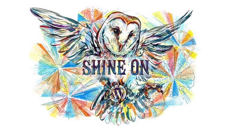 2013 WordPress.com  ホリデーイラスト: Shine