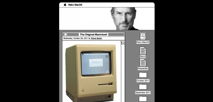 Retro MacOS