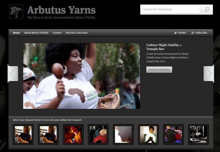 Arbutus Yarns - On Demand
