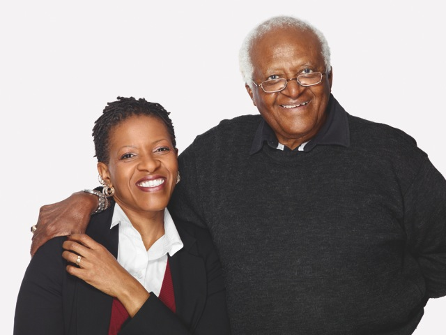 Archbishop Desmond Tutu and his daughter, Mpho Tutu are trying to change the world with the Forgiveness Challenge. Get involved!