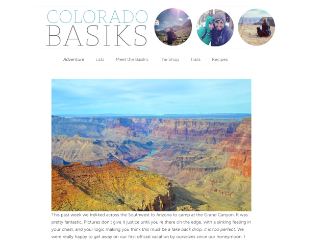 colorado basiks mckinley theme