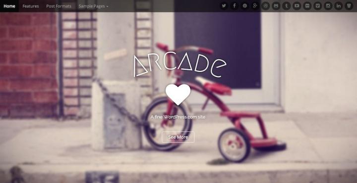Arcade by c.bavota