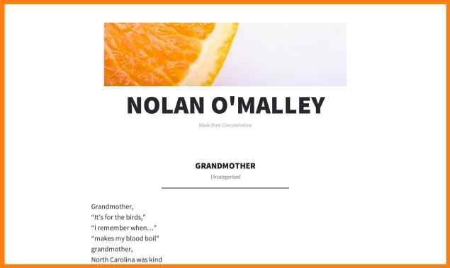 nolan o'malley early theme adopters