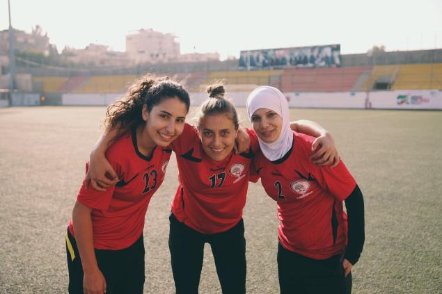 palestine soccer