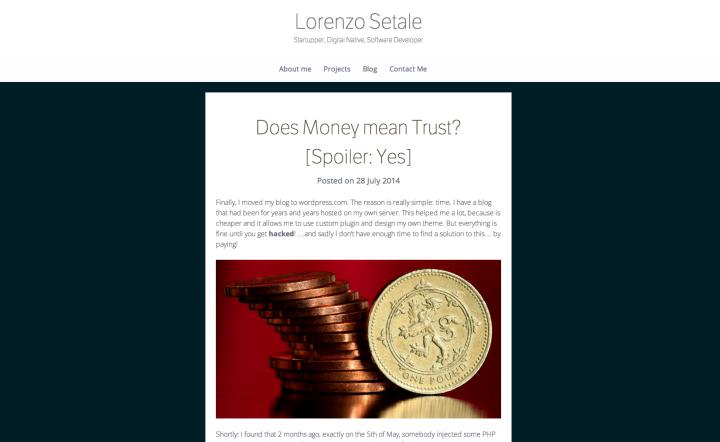 lorenzo setale