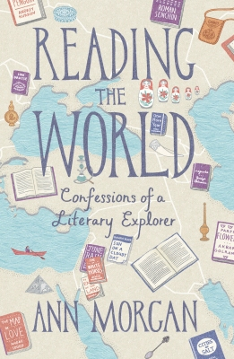 The book cover of Ann's UK release