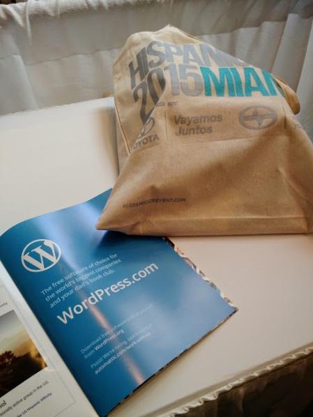 WordPress.com was a proud sponsor of Hispanicize.