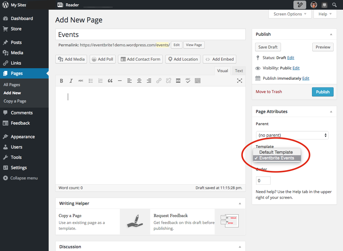Eventbrite Now Available for All of WordPress.com — The WordPress ...
