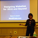 Designing Websites with Marjorie Asturias