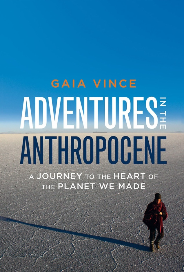 adventures in the anthropocene cover