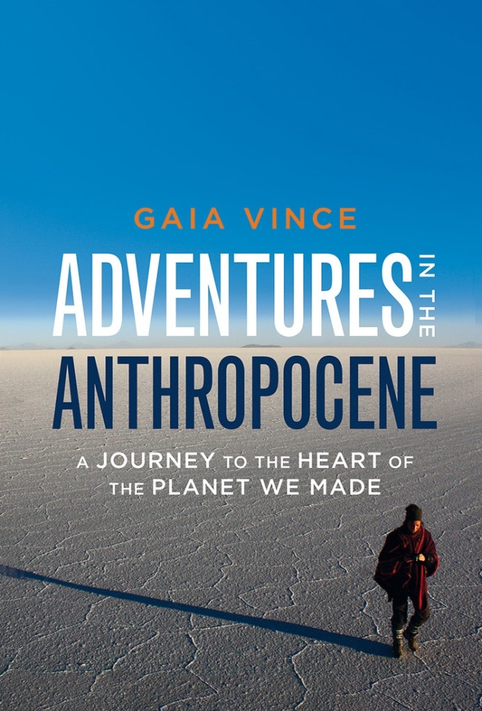 adventures in the anthropocene cover