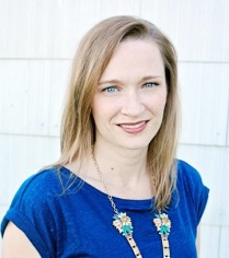 Emily January Petersen, writer and blogger at The Bookshelf of Emily J.