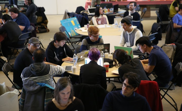 The Codex Hackathon, Group Photo