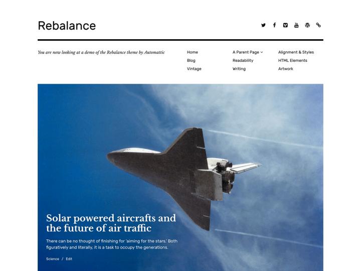 Tema nuevo: Rebalance — WordPress.com en Español | CONTABILIDAD SUPERIOR