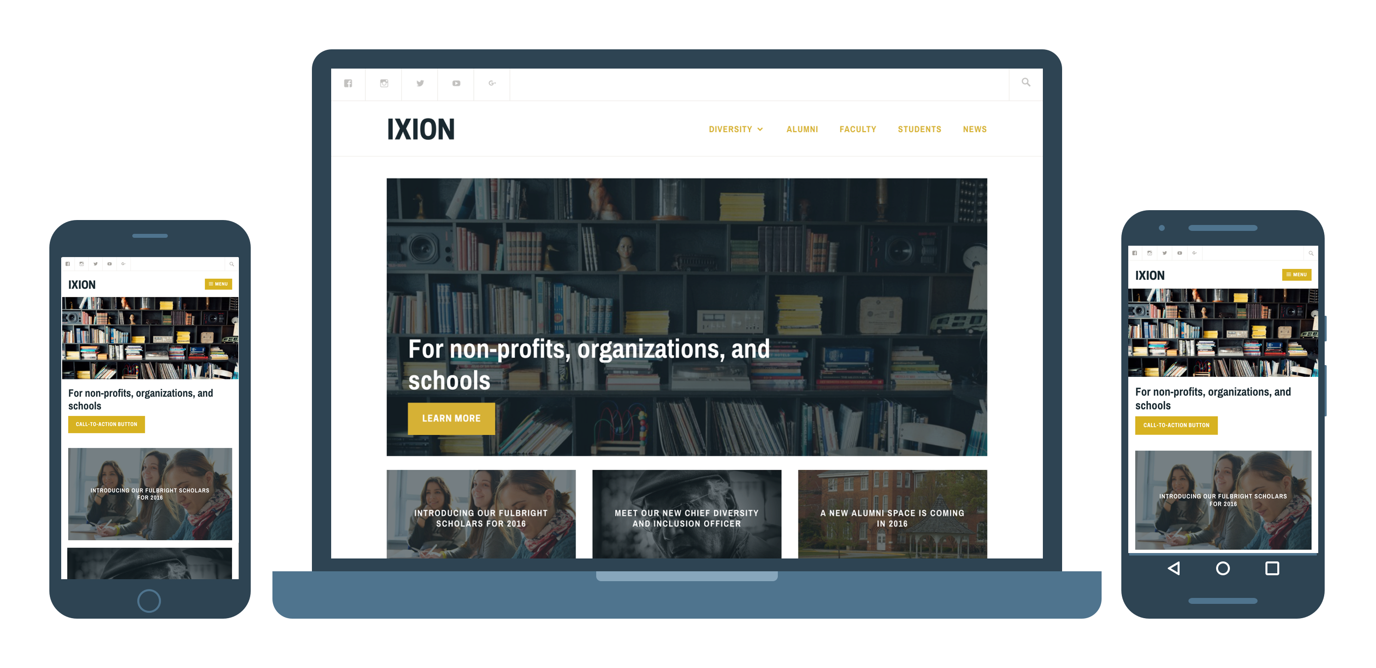 New Theme: Ixion