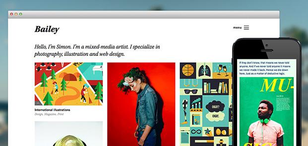 Bailey screenshot