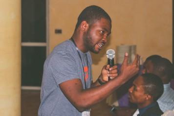 Speaker Otemuyiwa Prosper