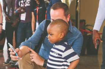 CMS Africa's youngest techie