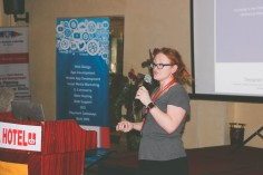 Automattician Sarah Semark