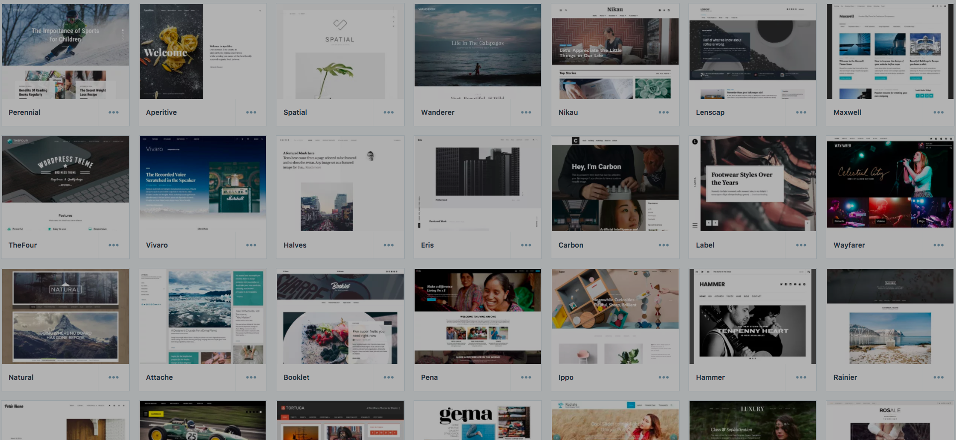 Unlimited Premium Themes Now Included in the Premium Plan