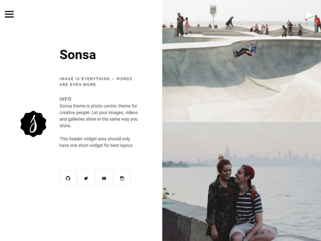 Sonsa screenshot