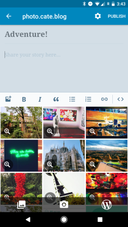 Launching: All New Media Picker for Android