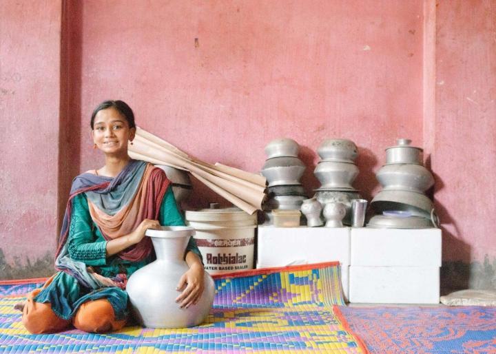 Child laborers of Bangladesh