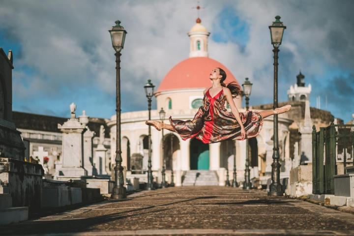 Street photography in Puerto Rico