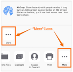 New and Improved iOS Sharing Extensions
