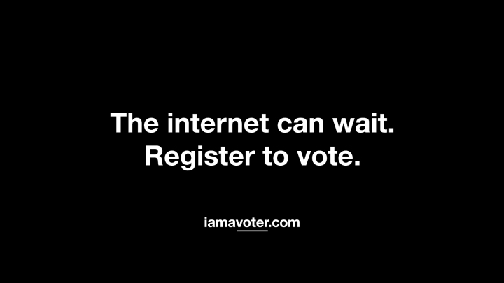 National Voter Registration Day 2018